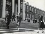 Bridgewater State Teachers College Seniors and Faculty, 1940 by Bridgewater State Teachers College