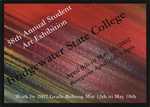 38th Annual Student Art Exhibition