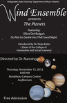 Bridgewater State University Wind Ensemble: The Planets (November 15, 2012)