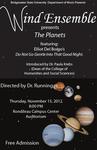 Bridgewater State University Wind Ensemble: The Planets (November 15, 2012) by Bridgewater State University Wind Ensemble