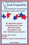 Bridgewater State University Wind Ensemble Concert (April 9, 2013) by Bridgewater State University Wind Ensemble