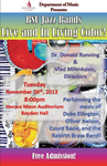 Bridgewater State University Jazz Bands: Live and In Living Color (November 26, 2013)