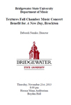 Textures Fall Chamber Music Concert (November 21, 2013)