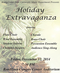 Holiday Extravaganza (December 12, 2014)