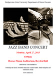 Jazz Band Concert (April 27, 2015)