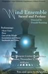 Bridgewater State University Wind Ensemble: Sacred and Profane (November 5, 2015) by Bridgewater State University Wind Ensemble