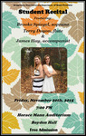 Student Recital: Brooke Spiegel and Terry Doyon (November 20, 2015) by Brooke Spiegel and Terry Doyon