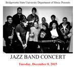 BSU Jazz Concert (December 8, 2015)