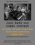 Jazz Band Concert (November 30, 2017)