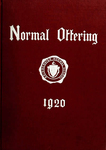 The Normal Offering 1920