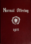 The Normal Offering 1921