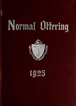 The Normal Offering 1925