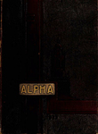 Alpha [Yearbook] 1933