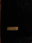Alpha [Yearbook] 1934 by Bridgewater State Teachers College