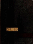 Alpha [Yearbook] 1936 by Bridgewater State Teachers College