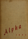 Alpha [Yearbook] 1943 by Bridgewater State Teachers College