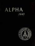 Alpha [Yearbook] 1945 by Bridgewater State Teachers College