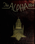 Alpha [Yearbook] 1954 by Bridgewater State Teachers College