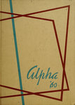 Alpha [Yearbook] 1960 by Bridgewater State College