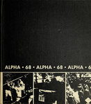 Alpha [Yearbook] 1968 by Bridgewater State College