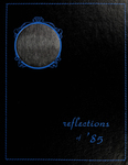 Reflections of '85 [Yearbook] 1985 by Bridgewater State College