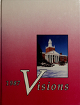 Visions [Yearbook] 1987 by Bridgewater State College