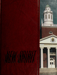 Novus Spiritus [Yearbook] 1997 by Bridgewater State College