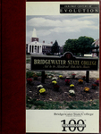 A Century of Evolution [Yearbook] 1998 by Bridgewater State College