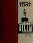 A Moment in Time [Yearbook] 1999 by Bridgewater State College