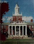 Piecing Together the Future [Yearbook] 2004 by Bridgewater State College